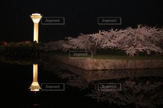 夜の写真・画像素材[520461]