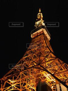 東京タワーの写真・画像素材[535218]
