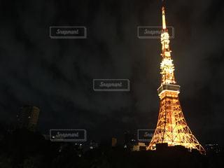 東京タワーの写真・画像素材[535220]