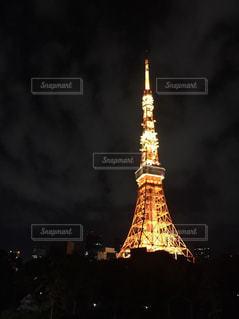 東京タワーの写真・画像素材[535221]