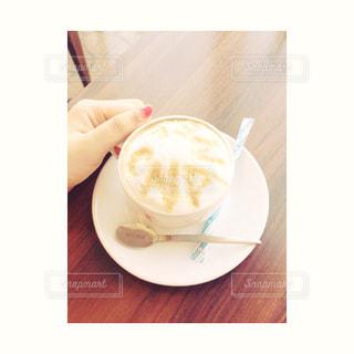 カフェの写真・画像素材[572704]