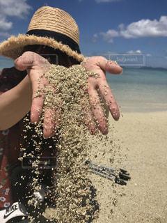 砂遊び❤️の写真・画像素材[692332]