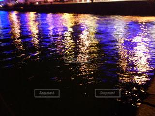 夜景の写真・画像素材[521282]