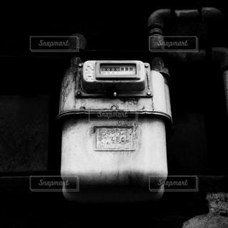 モノクロの写真・画像素材[521181]