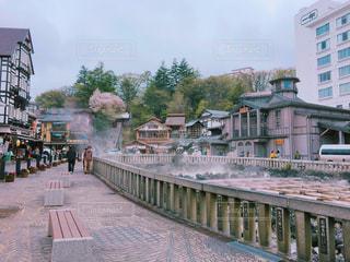 草津の街の写真・画像素材[525012]