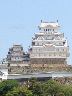姫路城の写真・画像素材[522338]