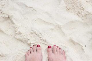 バーリーヘッズのビーチにて - No.772404