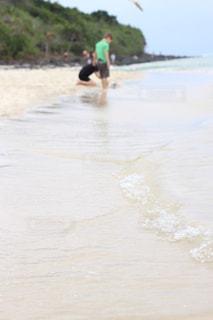 バーリーヘッズの砂浜 - No.772428