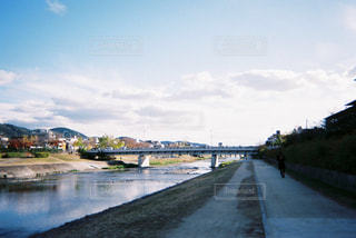 京都、鴨川の写真・画像素材[1743947]
