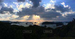 夕日の写真・画像素材[523160]
