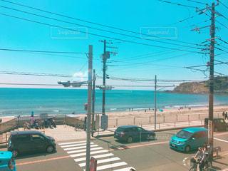 由比ヶ浜 - No.523751