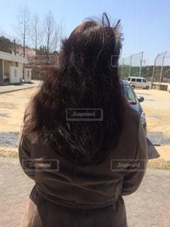 女性の写真・画像素材[523988]