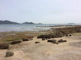 ビーチの写真・画像素材[528968]