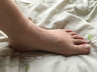 足の写真・画像素材[607806]
