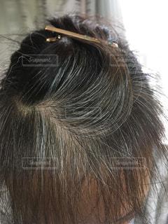 髪 美容 染毛の写真・画像素材[983233]