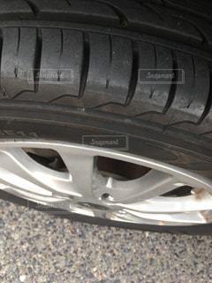タイヤの写真・画像素材[1131632]