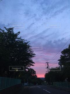 夕焼けの写真・画像素材[1265920]