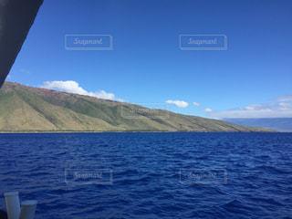 ハワイの海の写真・画像素材[2078365]