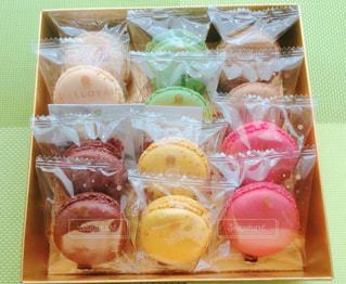 料理の種類でいっぱいのボックスの写真・画像素材[1256870]