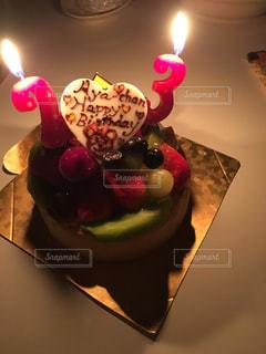 ケーキの写真・画像素材[528555]
