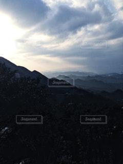 夕方の写真・画像素材[528703]