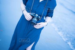 女性の写真・画像素材[529682]