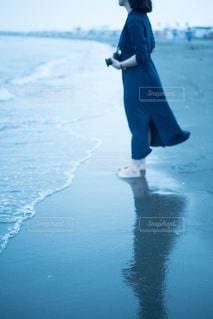 女性の写真・画像素材[529684]