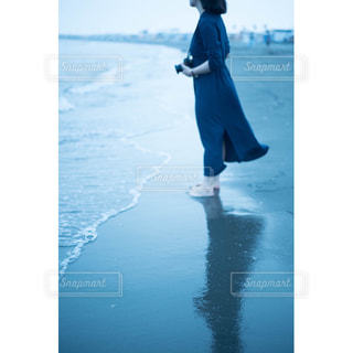 女性の写真・画像素材[529686]