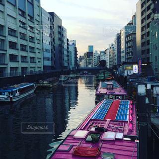 夕日の写真・画像素材[537633]