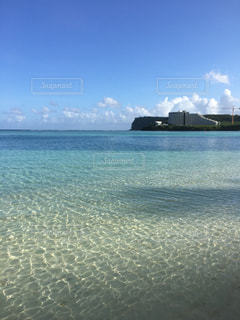 砂浜の写真・画像素材[525716]