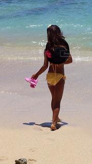 砂浜の写真・画像素材[525746]