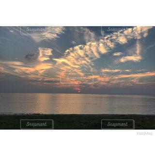 夕焼けの写真・画像素材[676529]