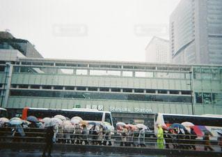 冬の新宿の写真・画像素材[1397245]