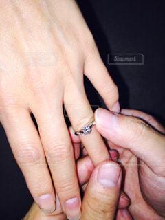 指輪の写真・画像素材[526784]