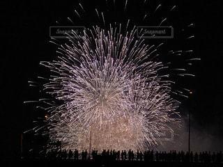 足立区花火大会の写真・画像素材[755561]