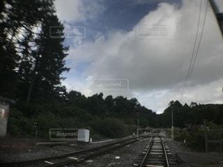 清里駅からの風景の写真・画像素材[1412457]