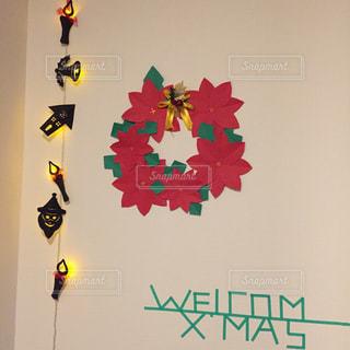 クリスマスインテリアの写真・画像素材[990618]