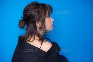 モデルの写真・画像素材[527118]