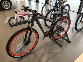自転車の写真・画像素材[566010]