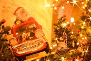 サンタさんがやってくるの写真・画像素材[907560]
