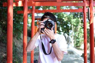 カメラマンの写真・画像素材[1315286]