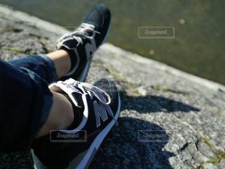 お気に入りの靴の写真・画像素材[1315290]