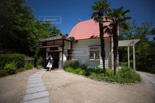 サツキとメイの家からこんにちはの写真・画像素材[1320810]