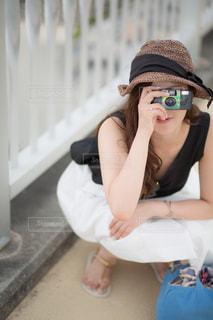 写ルンですの写真・画像素材[1320987]