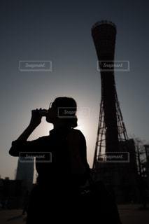 パワー注入中の写真・画像素材[1320999]