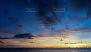 夕焼け空の写真・画像素材[1321007]