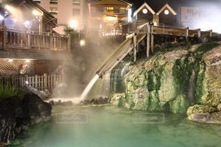 草津温泉の写真・画像素材[610256]