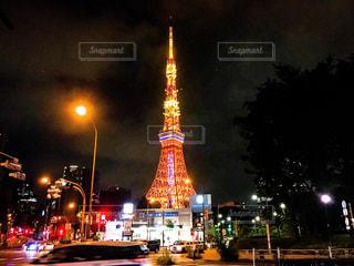 東京タワーの写真・画像素材[538289]