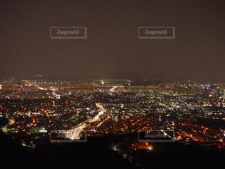 夜景の写真・画像素材[534661]