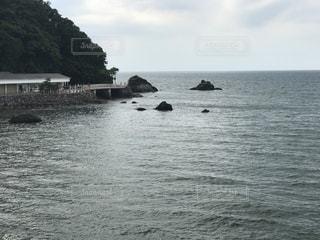 夫婦岩の写真・画像素材[748217]